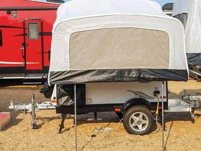 2018 LivinLite QuickSilver™ Tent Campers 6 0   American